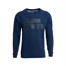 BAD BEAR 19.02.12.008 ERKEK CASUAL SWEATSHIRT  LACIVERT