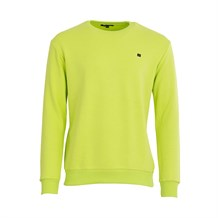 FIVE POCKET 4100 ERKEK SWEATSHIRT  LIMON