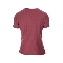 FIVE POCKET 8099 ERKEK T-SHIRT  BORDO