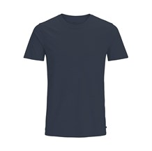 JACK AND JONES 12136712 ERKEK SPOR T-SHIRT  INDIGO