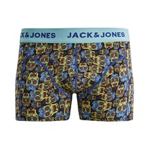 JACK AND JONES 12155362 ERKEK BOXER  SARI