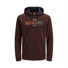 JACK AND JONES 12157721 ERKEK CASUAL SWEATSHIRT  MURDUM