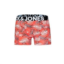 JACK AND JONES 12165052 ERKEK BOXER  KIRMIZI