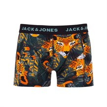 JACK AND JONES 12149044 ERKEK BOXER  ZUMRUT