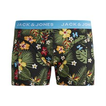 JACK AND JONES 12154885 ERKEK BOXER  MAVI